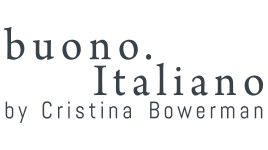 BUONO. ITALIANO BY CRISTINA  BOWERMAN