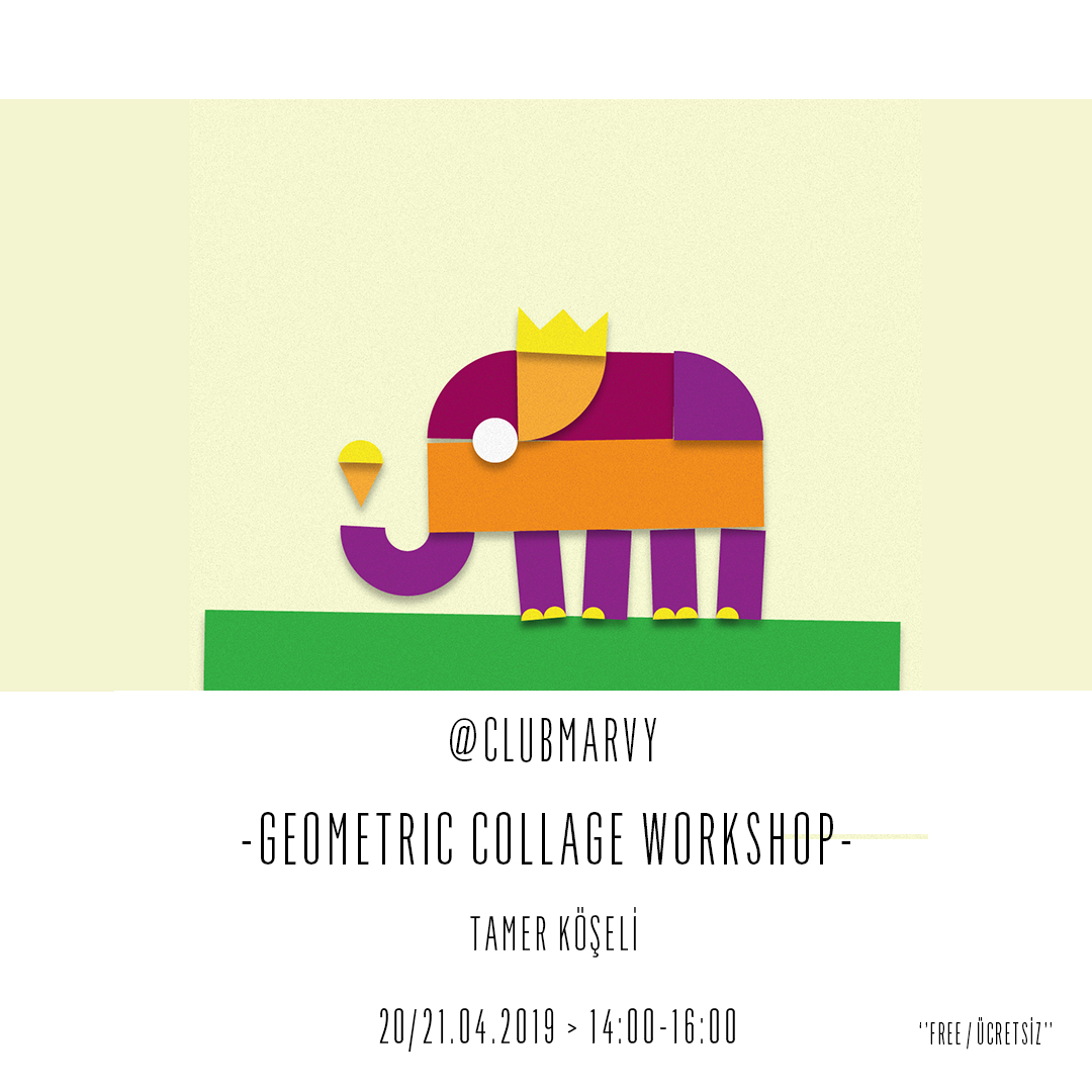 Geometric Collage Workshop