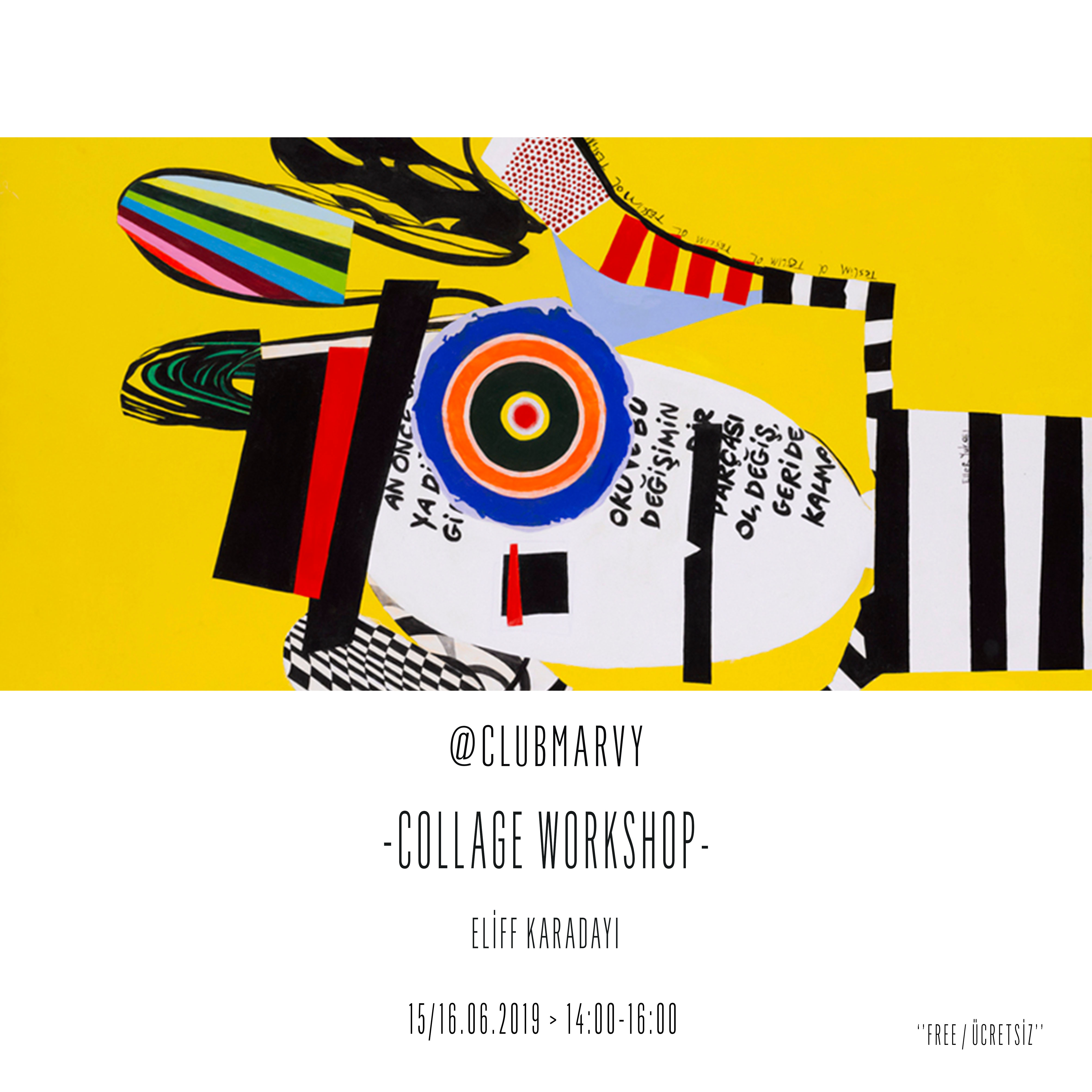 Collage Workshop